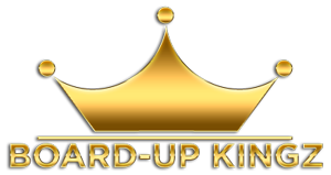 Board-Up Kingz Logo